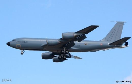 Le second C-135FR de la série de 12 achetée à Boeing en 1964