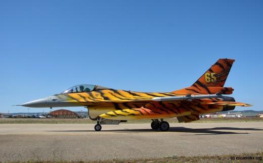 F16 31e Belgique_