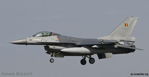 après le 2e Wing à Gando, c'est au tour du 10e de participer à un exercice multinational