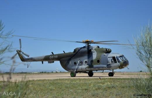 Mi-17 et Mi-24, un binôme de choc pour les terrains agités