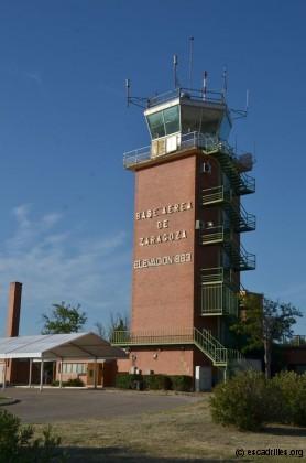 Muchas gracias all base aerea de Zaragoza !