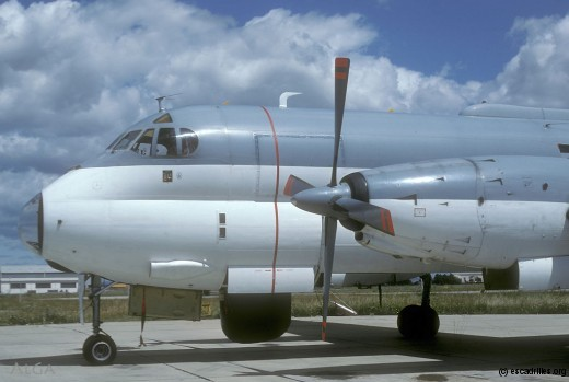 La 22F eut l'honneur de 'finir' les Atlantic, en 1996 (ici en 1984)