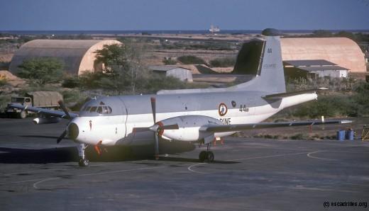 Atlantic(que) et Afrique ont une longue histoire commune (ici Djibouti en 1984)