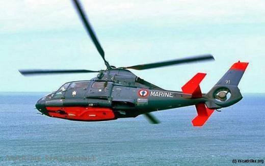 Dauphin et sauvetage en mer de 1997 à 2001