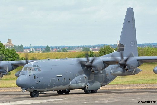 MC-130J du 67th SOS de