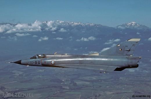 Même avec son radar un peu myope, le IIIC demeure un bon avion de DA métropolitaine