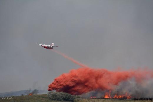 'Pompier volant', c'est aussi un métier à risque réservé à une élite