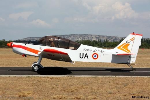 D140R n°507, le premier de la série Armée de l'Air (vu en 2016)