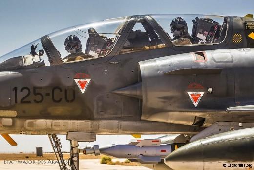 La Fayette: du stratégique au tactique, certes, mais aucune bombe lisse ...