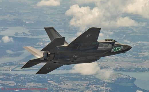 Pour l'Etat Hebreu, la priorité du F-35A ne sera pas le CAS