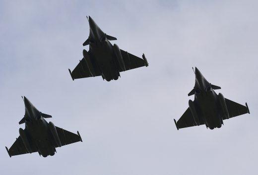 Les 3 vertes pour le contrat franco-indien