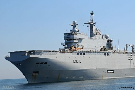 Le Mistral, ex Bâtiment de Projection et de Commandement
