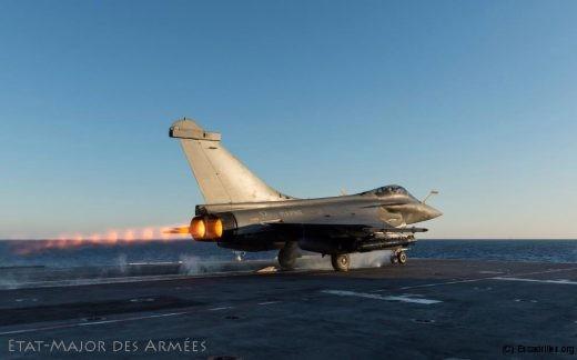 Quel sera le porte-avions des Rafale en 2017 ?