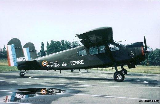 Dernier Broussard, à Montauban le 1e juillet 1993