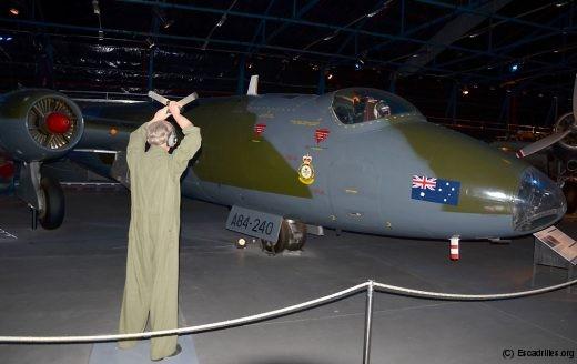 Dans un pays qui a dit 'Stop' à l'aviation de combat, le RNZAF Museum entretient des souvenirs vivaces de la pugnacité kiwie