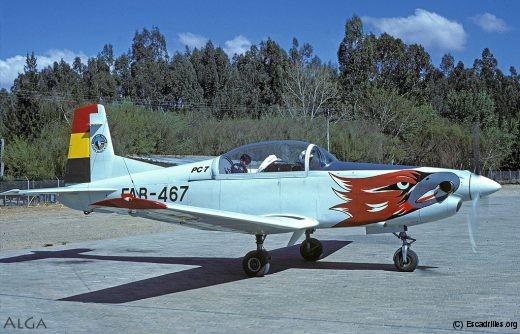Ancêtre du PC-21, le PC-7 avait connu un beau succès à l'export