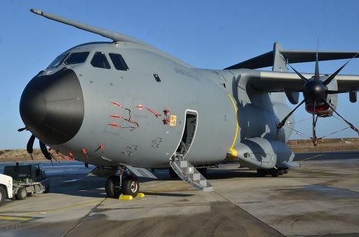 Le 053, dernier avion neuf livré, et au standard 1.5