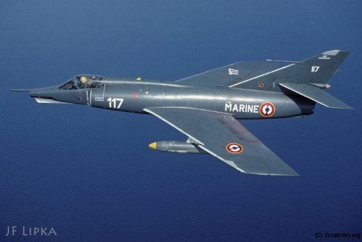 Avion aux lignes pures, l'Etendard IVP fut le frère d'écurie du Mirage III