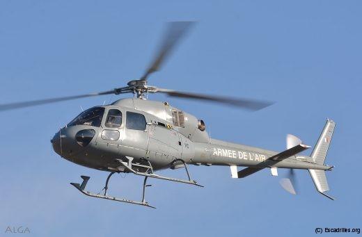 Le Fennec a remplacé l'Aouette III dans l'Armée de l'Air