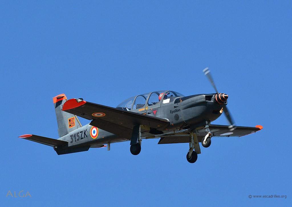 Septembre 2019 : dernières missions aux couleurs de l'Armée de l'Air pour le '146'